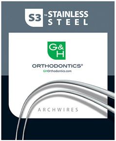 Comercializa todos sus arcos de ortodoncia